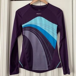 Craft cycling or running jersey, great ventilation